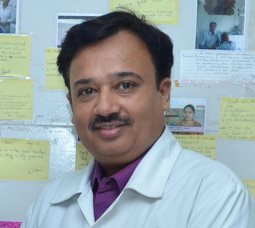 Dr Kuntal Soni - Dentist & Dental Surgeon in Vadodara