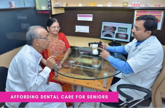 Dental Care and Oral Health Consultation for Seniors in Vadodara